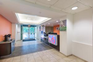 Motel 6 Columbia East South Carolina, Hotels  Columbia - big - 48