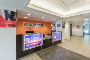 Motel 6 Columbia East South Carolina, Hotels  Columbia - big - 49