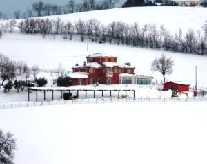 L'Antigo Granaro, Ferienhöfe  Agugliano - big - 41