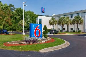 Motel 6 Columbia East South Carolina, Hotels  Columbia - big - 60