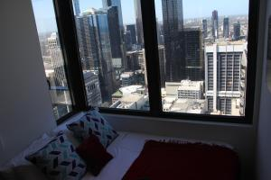 Melbourne CBD Studio, Апарт-отели  Мельбурн - big - 47