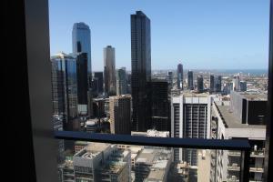 Melbourne CBD Studio, Апарт-отели  Мельбурн - big - 51