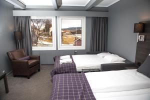 Geilo Hotel, Отели  Гейло - big - 12