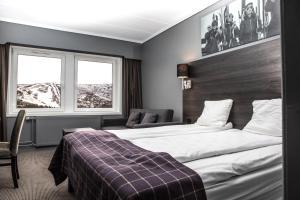 Geilo Hotel, Отели  Гейло - big - 10