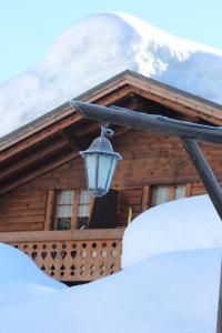Alpin Park, Bed and Breakfasts  Sappada - big - 27
