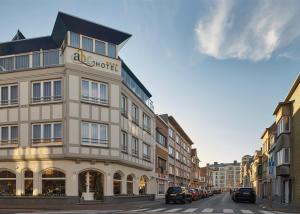 ABC Hotel, Hotels  Blankenberge - big - 70