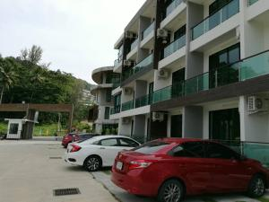 The Naithorn Condo Unit 401, Apartmanok  Naithon-part - big - 37