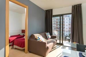 Apartments Sata Olimpic Village Area, Apartments  Barcelona - big - 30