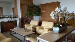 Chambres d'Hôtes - Villa Ariane, Bed and Breakfasts  Honfleur - big - 47