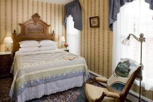 The Queen Victoria Bed & Breakfast, Bed and breakfasts  Cape May - big - 22
