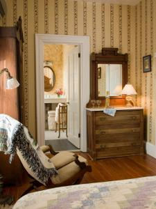 The Queen Victoria Bed & Breakfast, Bed and breakfasts  Cape May - big - 24