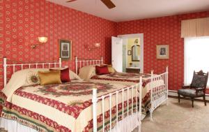 The Queen Victoria Bed & Breakfast, Bed and breakfasts  Cape May - big - 30