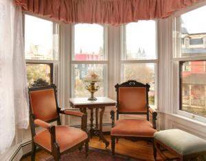 The Queen Victoria Bed & Breakfast, Bed and breakfasts  Cape May - big - 33