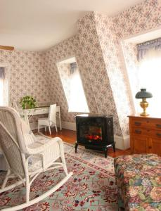 The Queen Victoria Bed & Breakfast, Bed and breakfasts  Cape May - big - 50
