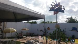 Pousada Alto da Colina, Hotels  Rio do Fogo - big - 5