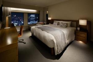 "New Club Floor ""Premier Grand"" Superior King Room with free access to Lounge"
