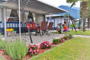 Camping Tamaro, Kempy  Locarno - big - 28