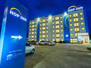 Hop Inn Lampang, Hotely  Lampang - big - 33