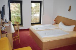 Hotel Zum Abschlepphof, Guest houses  Leipzig - big - 2