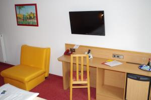 Hotel Zum Abschlepphof, Guest houses  Leipzig - big - 7