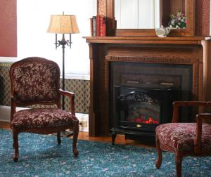 The Queen Victoria Bed & Breakfast, Bed and breakfasts  Cape May - big - 51