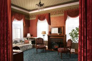 The Queen Victoria Bed & Breakfast, Bed and breakfasts  Cape May - big - 52