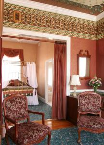The Queen Victoria Bed & Breakfast, Bed and breakfasts  Cape May - big - 53