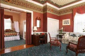 The Queen Victoria Bed & Breakfast, Bed and breakfasts  Cape May - big - 54