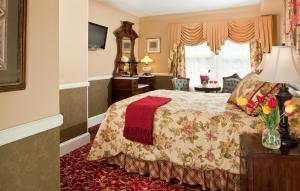 The Queen Victoria Bed & Breakfast, Bed and breakfasts  Cape May - big - 55