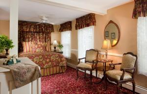 The Queen Victoria Bed & Breakfast, Bed and breakfasts  Cape May - big - 59