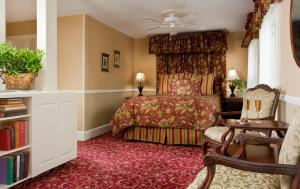 The Queen Victoria Bed & Breakfast, Bed and breakfasts  Cape May - big - 60