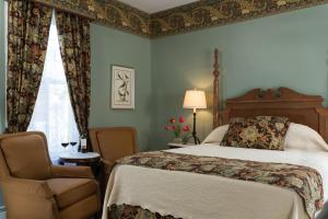 The Queen Victoria Bed & Breakfast, Bed and breakfasts  Cape May - big - 68