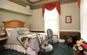 The Queen Victoria Bed & Breakfast, Bed and breakfasts  Cape May - big - 70