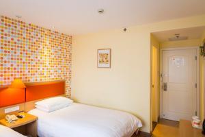 Home Inn Dalian Tianjin Street, Отели  Далянь - big - 19