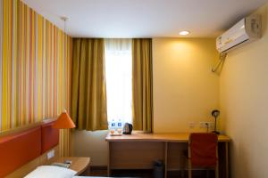 Home Inn Dalian Gangwan Square, Отели  Далянь - big - 27