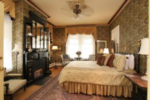 The Queen Victoria Bed & Breakfast, Bed and breakfasts  Cape May - big - 79
