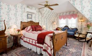 The Queen Victoria Bed & Breakfast, Bed and breakfasts  Cape May - big - 90