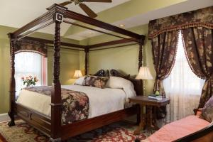 The Queen Victoria Bed & Breakfast, Bed and breakfasts  Cape May - big - 99