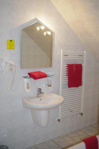 Hotel Zum Abschlepphof, Guest houses  Leipzig - big - 9