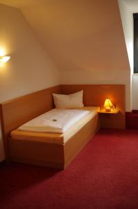 Hotel Zum Abschlepphof, Guest houses  Leipzig - big - 12