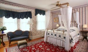 The Queen Victoria Bed & Breakfast, Bed and breakfasts  Cape May - big - 121