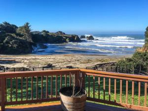 Bay View Beachfront, Ferienhäuser  Fort Bragg - big - 22