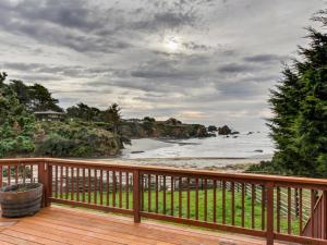 Bay View Beachfront, Ferienhäuser  Fort Bragg - big - 67