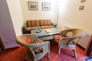 Kurhaus Devin, Hotels  Stralsund - big - 32