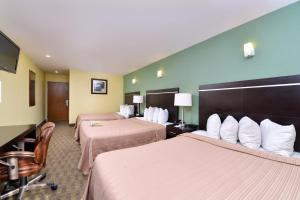 Quality Inn & Suites Elko, Hotels  Elko - big - 2