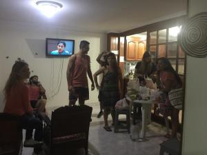 Morros Hostel, Hostely  Santa Marta - big - 21