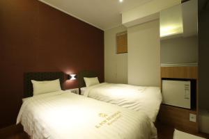 K-POP Residence Myeongdong 1, Aparthotely  Soul - big - 30