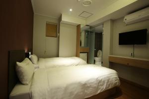 K-POP Residence Myeongdong 1, Apartmanhotelek  Szöul - big - 31