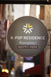K-POP Residence Myeongdong 1, Apartmanhotelek  Szöul - big - 98