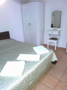 Almina Apart Otel, Apartmánové hotely  Gümbet - big - 18